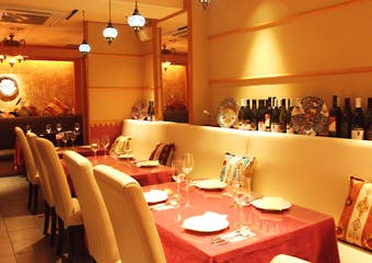 トルコレストラン サライ 赤坂店