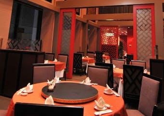 ホテルオークラレストラン新宿 中国料理 桃里/新宿野村ビル50F
