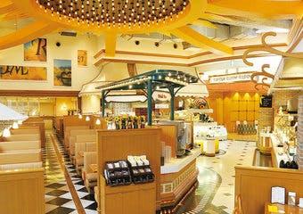 ワールド・ワールド・バッフェ ホテル京阪ユニバーサル・シティ店