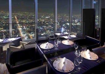 レストラン ZK/大阪マリオット都ホテル