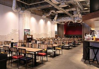 世界食堂 Transit Table d'Or