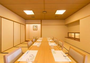 日本料理 水面/中之島プラザ12F