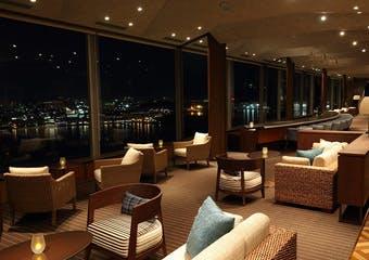 スカイラウンジ トップ オブ ヒロシマ グランドプリンスホテル広島 image