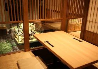 鉄板焼 円居 -MADOy- 神楽坂 別邸