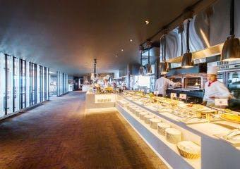 Sky Grill Buffet Restaurant 空桜 SORA/秋田ビューホテル