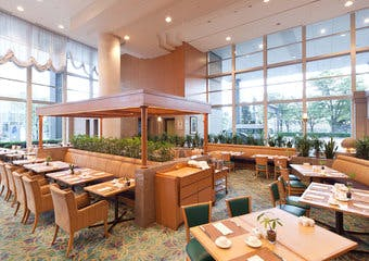 カフェ・イン・ザ・パーク ANAクラウンプラザホテル富山 image
