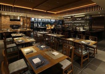 イタリアンレストラン ボンサルーテカブキ/ホテルグレイスリー新宿