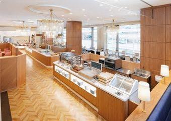 レストラン ブールヴァール/京都新阪急ホテル