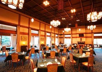 メインダイニングルーム 三笠/奈良ホテル
