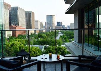 ラウンジバー プリヴェ/パレスホテル東京