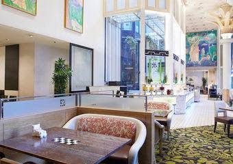 カフェ&レストラン グリーンハウス/ホテルニューオータニ博多