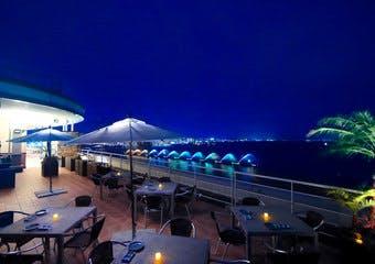 屋上アウトドアバーベキュー 星 琵琶湖ホテル image