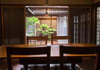 京の野菜とジビエの町家レストラン むすびの