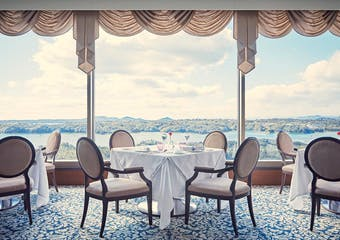 フレンチレストラン「ラ・メール」/志摩観光ホテル ザ ベイスイート