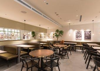 「おいしく食べて、心も体も美しくなる」クリーンイーティングをコンセプトにしたナチュラル&オーガニックカフェレストラン。