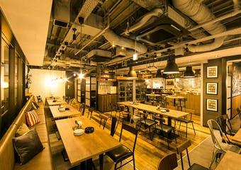 個室 肉バルvs魚バル デザインフードマーケット image