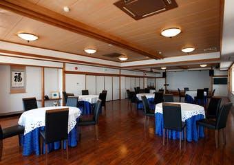 宴会場 -紫陽花- AJISAI/ホテルフラワーラウンジうつ海