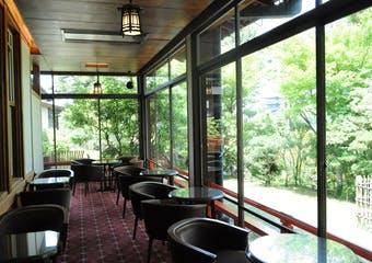 ティーラウンジ 奈良ホテル image