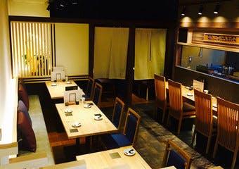 和食と炭火焼 三代目 うな衛門 横浜西口店