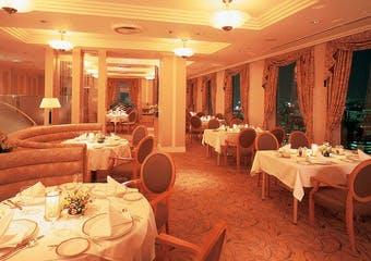 クラウンレストラン/ホテルグランドパレス