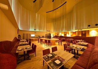 カフェ クロスヤード/ホテルメトロポリタンさいたま新都心