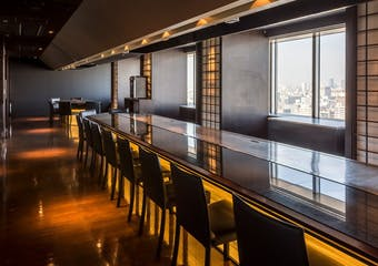 鉄板焼 RURI/アートホテル大阪ベイタワー