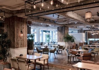 Cafe,Dining & Bar 104.5 image
