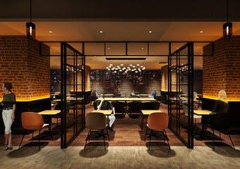 Bar & Dining TORRENT/渋谷ストリームエクセルホテル東急の写真