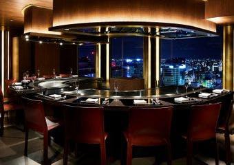 鉄板焼 浅黄/ソラリア西鉄ホテル