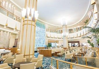 ロビーラウンジ クリスタルムーブメント/東武ホテルレバント東京