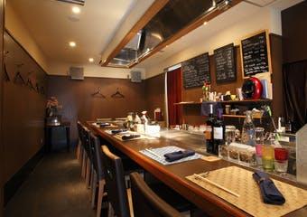 鉄板kitchen DAI image