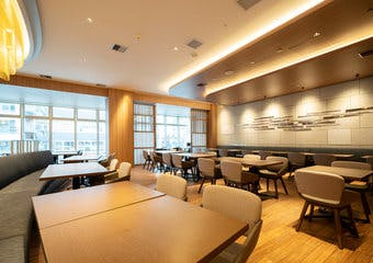Cafe Canal カフェ カナル 1610/ホテルJALシティ名古屋 錦