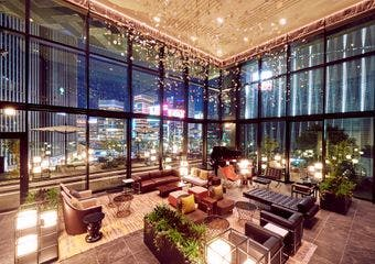Lobby Lounge/THE GATE HOTEL TOKYO by HULIC