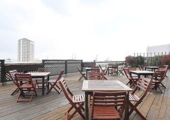 天空のガーデン&ベイサイドテラスBBQ ホテルプラザ神戸の画像