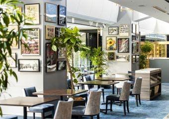 TERRACE & DINING ZERO/クロスホテル大阪