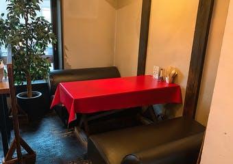 「日常の憩いの場、生活の一部」という思いが込められている古民家カフェ「Tenement」。