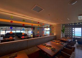 琉球BBQ Blue カフー リゾート フチャク コンド・ホテル image