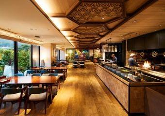 Riverside Kitchen & Bar/ホテルインディゴ箱根強羅