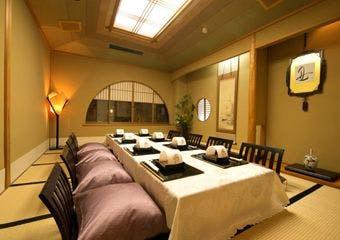 日本料理 越前かに料理 やなぎ町