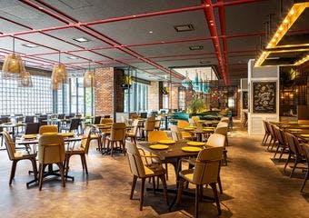 レストラン&バー タイドテーブル シオミ/東京ベイ潮見プリンスホテル