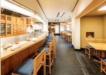 てんぷらと和食 山の上 山の上ホテル image