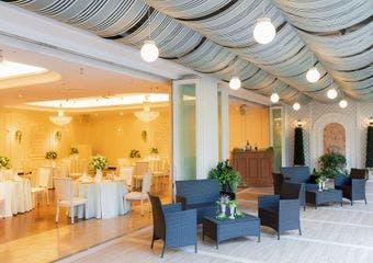 ガーデンビューレストラン ロイヤルガーデンパレス柏日本閣