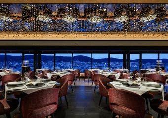 レストラン グラン カフェ フォション/フォションホテル京都