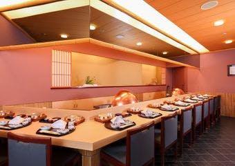 天ぷらにしき/ホテルオークラ神戸