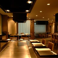 鉄板焼 北野/ANAクラウンプラザホテル神戸