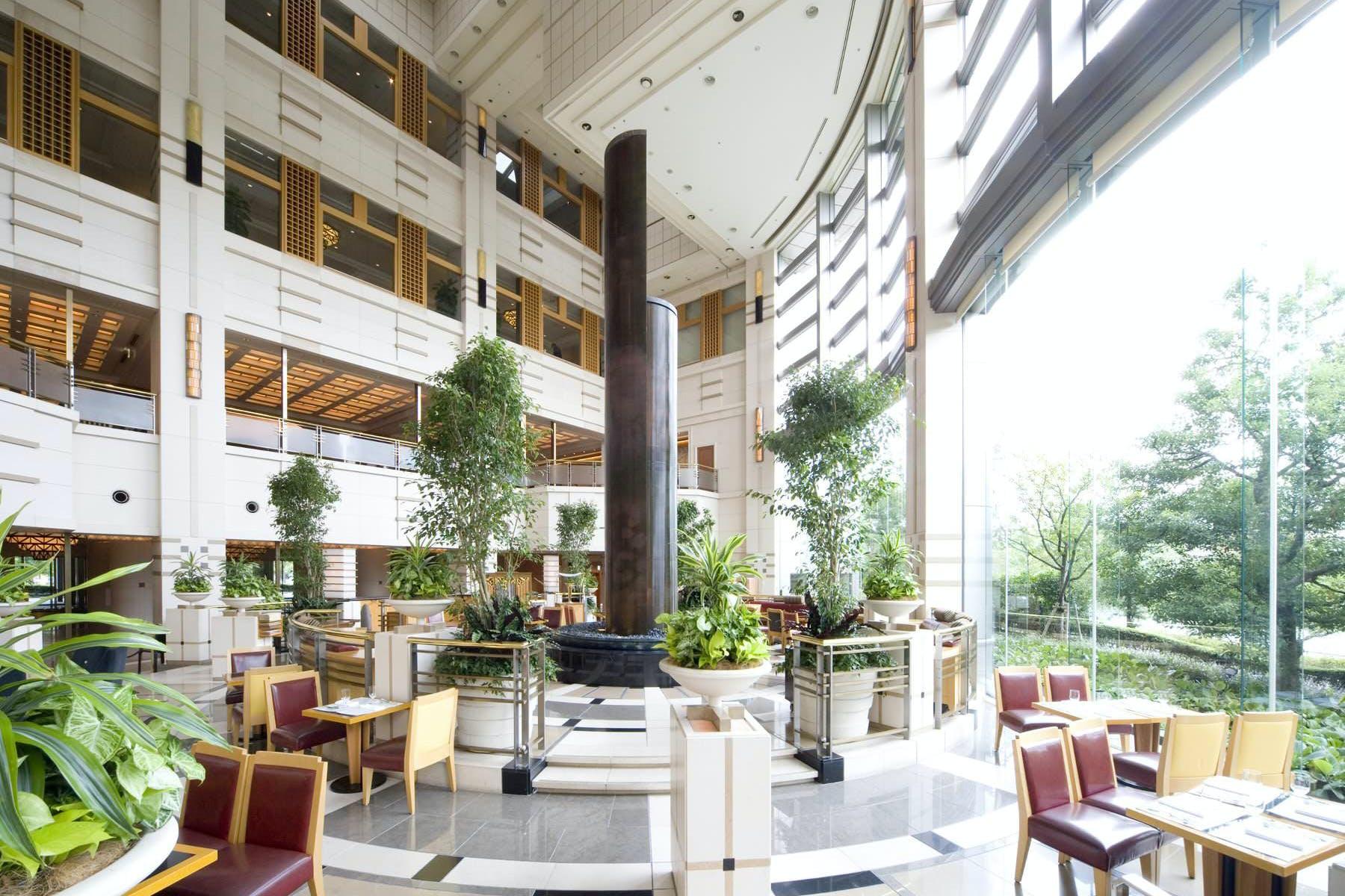 ザ パーク/帝国ホテル 大阪