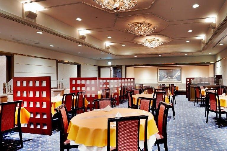 中国料理 瑞麟/パレスホテル大宮