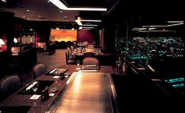 鉄板焼 加賀/ANAクラウンプラザホテル金沢