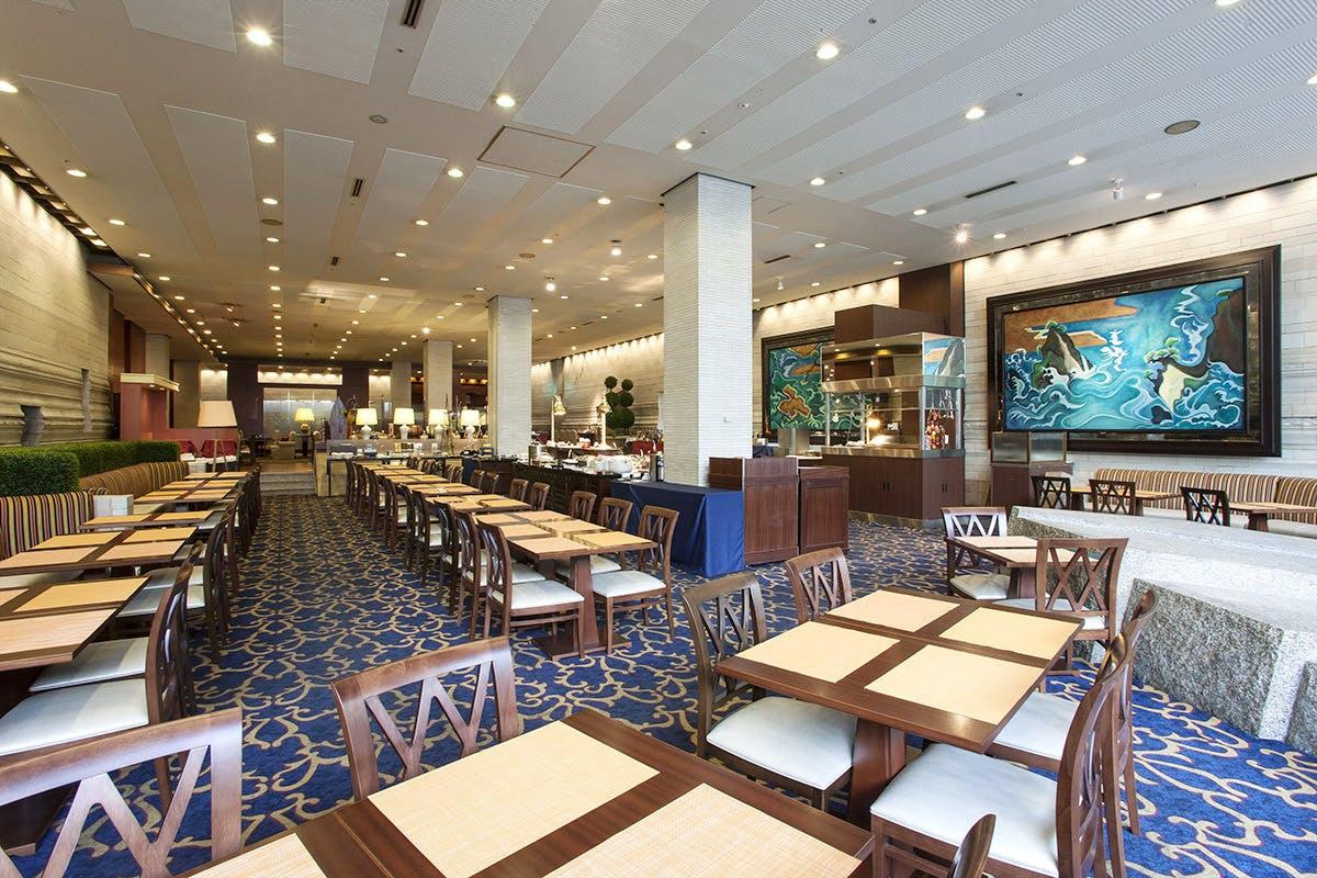 ブッフェ&ラウンジ ジャルダン/名古屋観光ホテル