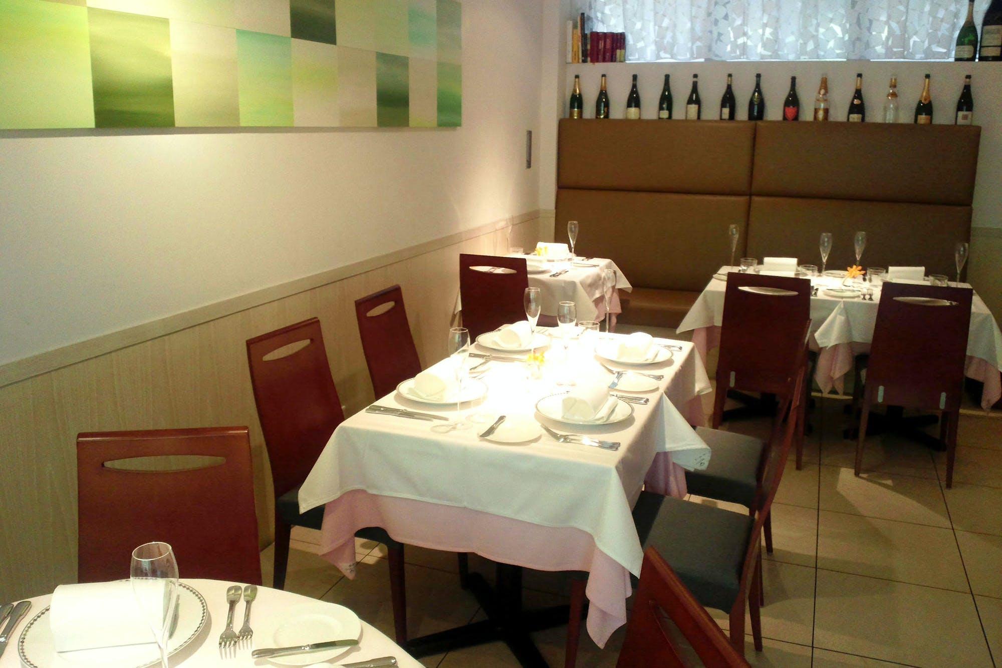 レストラン ヒロミチ